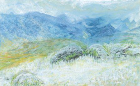 Winifred Nicholson-Greek Blue-