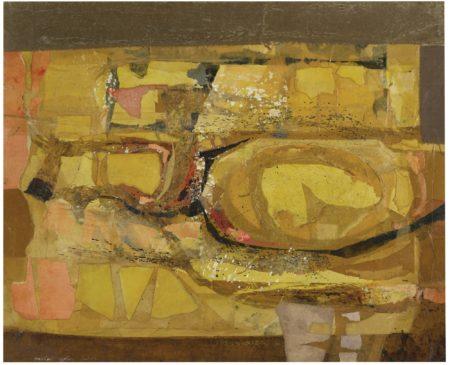 Michael Ayrton-Cycladic Landscape-1964