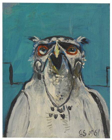 Graham Sutherland-Falcon-1961