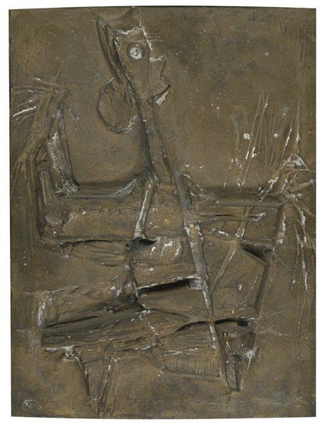 Bernard Meadows-Four Large Reliefs-1958