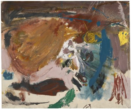 Gillian Ayres-Adobe-1960