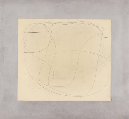 Ben Nicholson-March 62 (Figure Of Eight)-