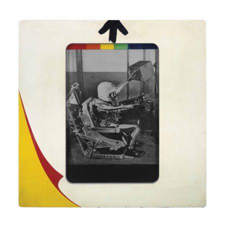 Joe Tilson-Transparency Astronaut Seat B-1968