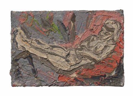 Leon Kossoff-Fidelma Resting-1981