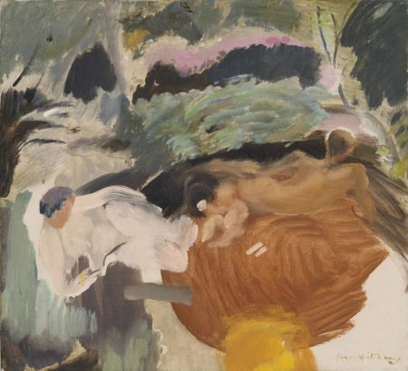 Ivon Hitchens-Young Family-1942