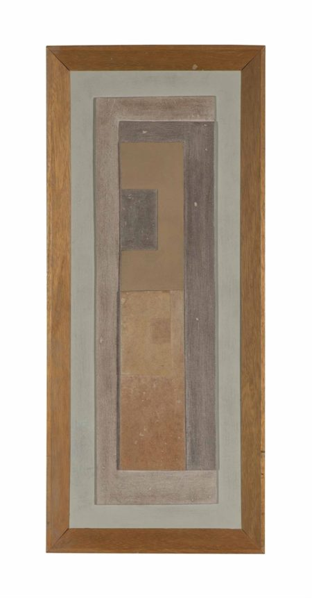Ben Nicholson-October 1959 (vertical column)-1969