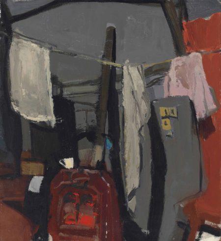 Joan Eardley-Glasgow Studio-