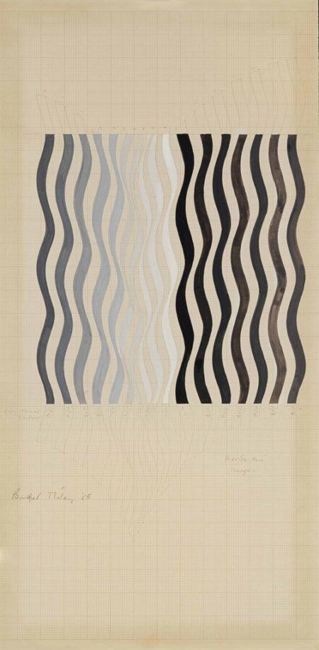 Bridget Riley-Composition 1965-1965