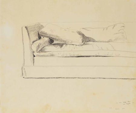 David Hockney-Sofa-1971