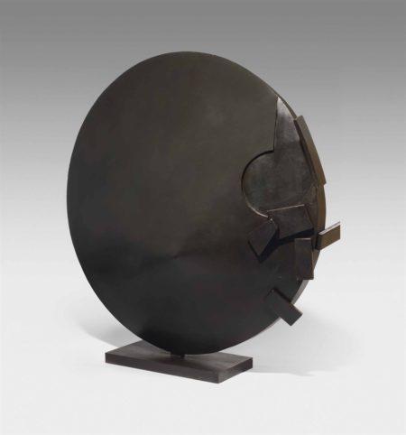 Robert Adams-Circular form I-1967