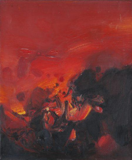 Chu Teh-Chun-No. 487-1973