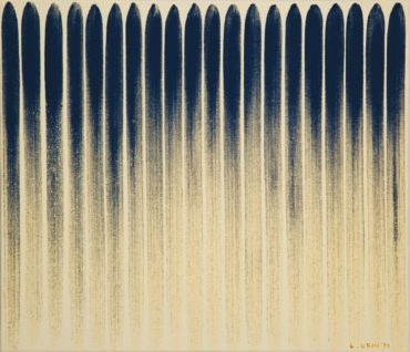 Lee Ufan-From Line No.78067-1978