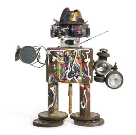 Nam June Paik-Robot-1993