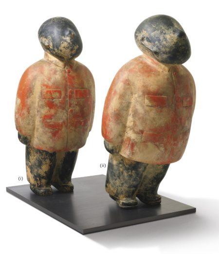 Zhu Wei-China China (Painted Pottery Edition)-2008