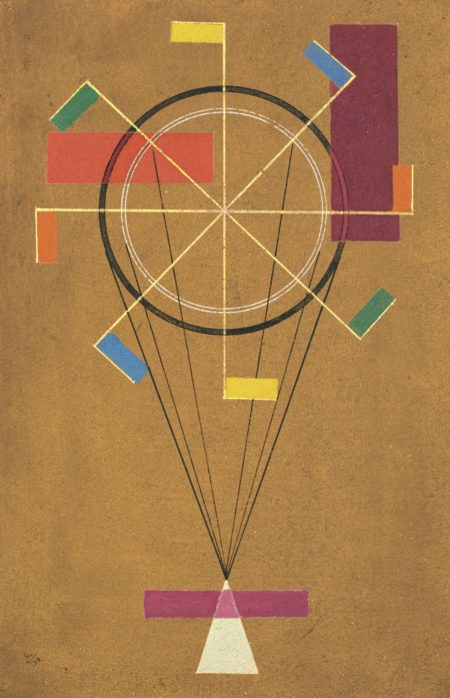 Wassily Kandinsky-Fidel (Jolly)-1930