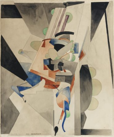 Francis Picabia-En Badinant-1914
