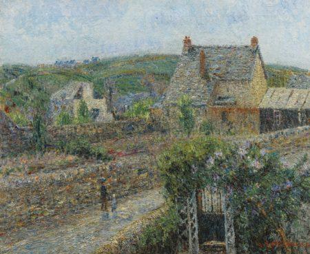 Gustave Loiseau-Saint-Cyr-Sur-Vaudreuil-1904