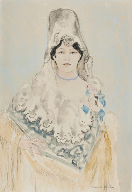 Francis Picabia-Espagnole-1927