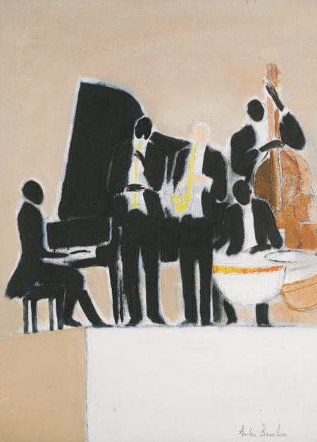 Andre Brasilier-Jazz-1982