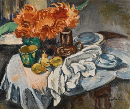 Othon Friesz-La Table-1939