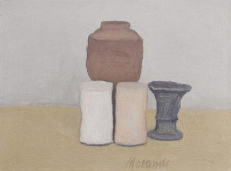 Giorgio Morandi-Natura Morta (Still Life)-1961