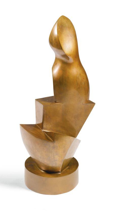 Jean Arp-Scrutant L'Horizon-1970