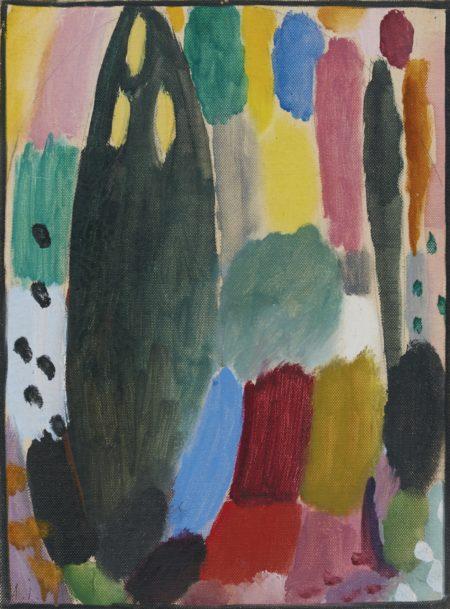 Alexej von Jawlensky-Variation-1921