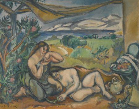 Othon Friesz-Paresse-1912