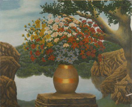 Andre Bauchant-Paysage Grecque-1943