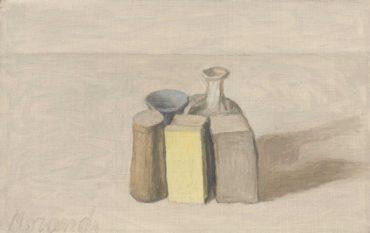 Giorgio Morandi-Natura morta-1953