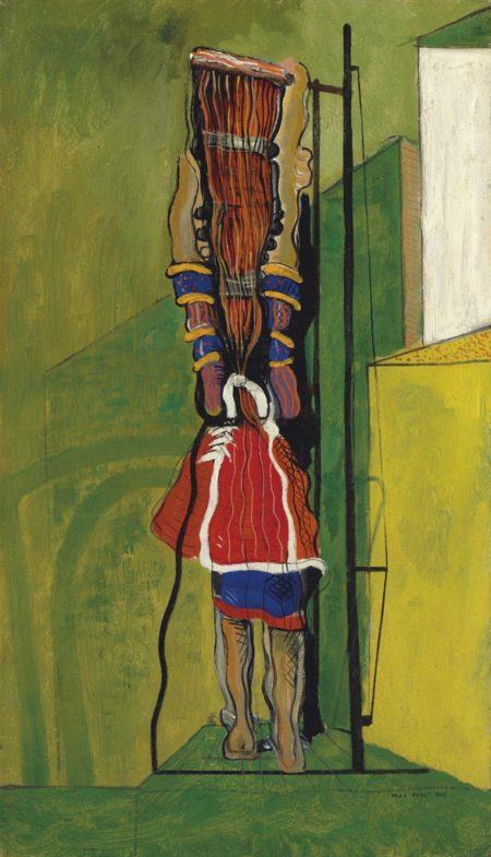 Max Ernst-Chimere rouge-1925