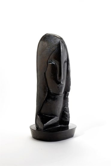 Henri Laurens-Tete de femme-1925
