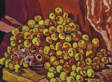 Louis Valtat-La recolte des pommes-1943