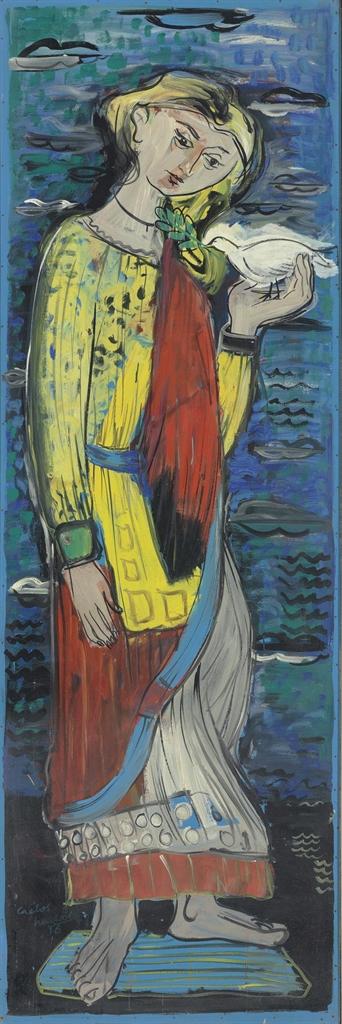 Carlos Nadal-La Paix-1956