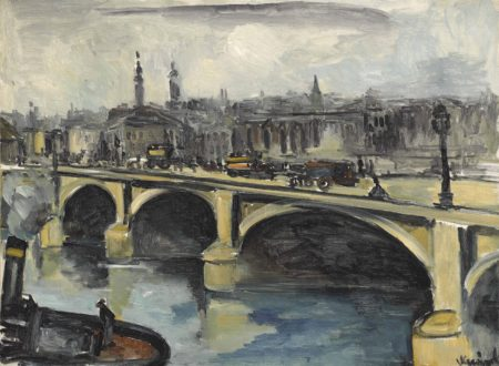 Maurice de Vlaminck-Pont de Londres-1911