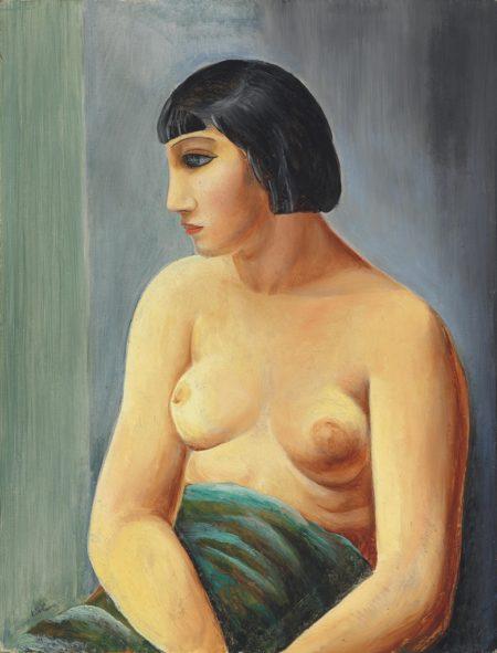 Moise Kisling-Nu-1920