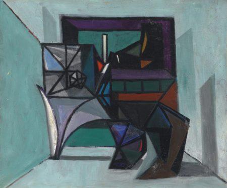 Oscar Dominguez-Sin titulo-1948