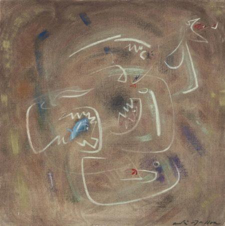 Andre Masson-Devoration III-1956