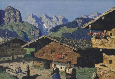 Alfons Walde-Bergweiler-1935
