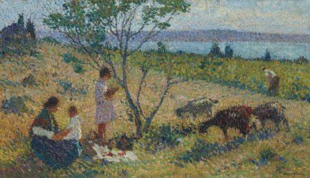 Henri Martin-Bucolique-1932