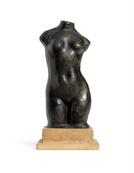 Aristide Maillol-Torse-1910