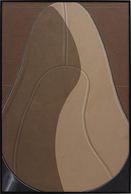 Domenico Gnoli-Inside Of Lady's Shoe-1969