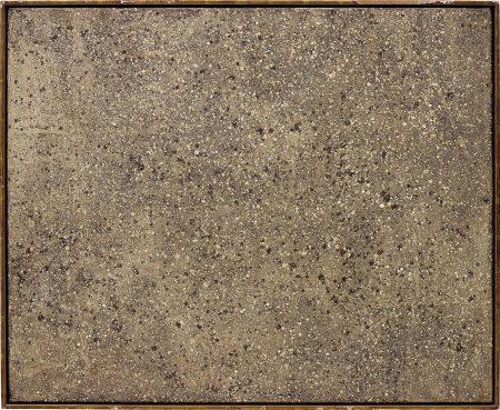 Jean Dubuffet-Nuancements Au Sol (Texturologie XLIII)-1958