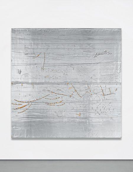 Rudolf Stingel-Untitled (Topolino)-2002