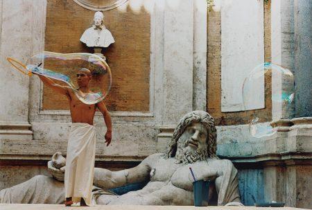 Zhang Huan-My Rome-2005
