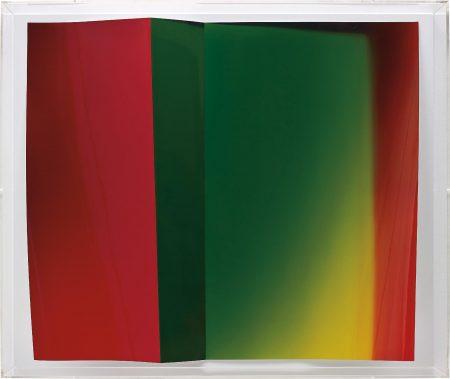 Wolfgang Tillmans-Lighter, Green-Red I-2008
