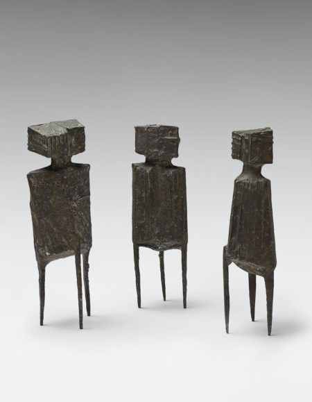 Lynn Chadwick-Maquette For Watchers Version II-1964