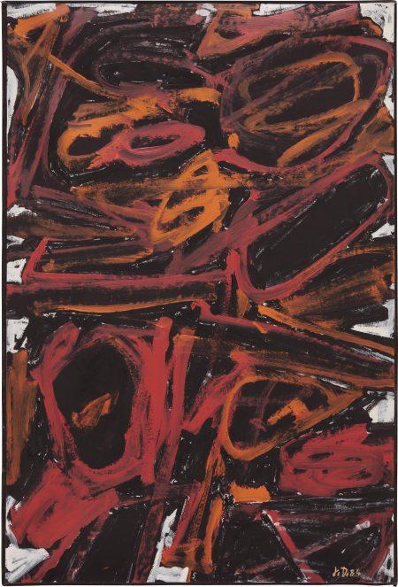 Jean Dubuffet-Ideoplasme I-1984