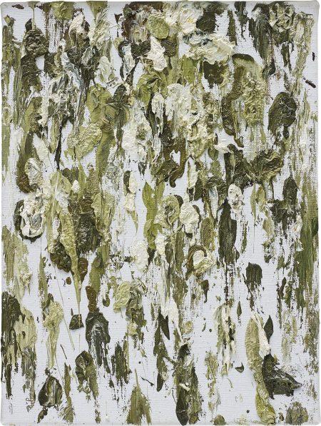 Dan Colen-Untitled (Birdshit)-2007