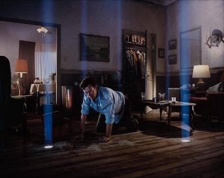 Gregory Crewdson-Untitled (Dylan On The Floor)-2001